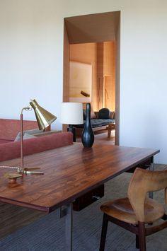 pierre yovanovitch modern interiors home design room design Interior Exterior, Best Interior, Interior Architecture, Beautiful Interior Design, Modern Interior Design, Pierre Yovanovitch, Design Apartment, Design Moderne, Unique Home Decor