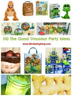 Looking for The Good Dinosaur Party Ideas? Here's 150 The Good Dinosaur Party Ideas including Free The Good Dinosaur Printable Decorations, Printable invitations The Good Dinosaur , The Good Dinosaur party, DIY Dinosaur cupcakes, Dinosaur party supplies, The good Dinosaur party supplies, The good dinosaur party games, the The good dinosaur party activity, The good dinosaur crafts, The good dinosaur party  #GoodDinoEvent #TheGoodDinosaur #Gooddino…