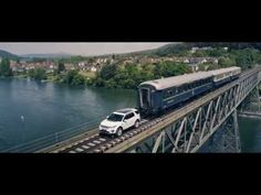 The Discovery Sport Tows 100 Tonne Train in Demonstration of Towing Capability