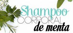 Shampoo corporal de menta