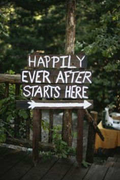 Wedding sign great for entrance