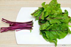 3 formas de cocinar las hojas de remolacha