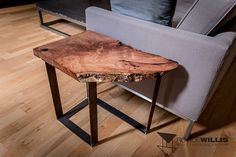 Mesquite Rough Sawn Live Edge Table with Flat Steel Legs Stump Table, Slab Table, Resin Table, Handmade Furniture, Wood Furniture, Mesquite Wood, Wood Slab, Wood Flooring, Walnut Wood