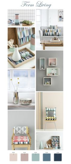 Ferm living - spring 2012 Danish design love it!