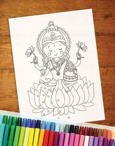 Most up-to-date Images diwali drawing for kids Thoughts Offer children a collection of cardstock including a pack involving colors, and there's a high probability they'll Art Drawings For Kids, Colorful Drawings, Drawing For Kids, Diwali Colours, Baby Coloring Pages, Colouring Sheets, Diwali Drawing, Zentangle, Drawing Sunset