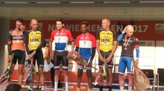 Twee Nederlands kampioenen 1 met contract en 1 zonder contract #Giro Italie Winnaar Tom dumoulin & Nederlands Kampioen tijdrijden  voor de tweede op een volgende keer , als ik het goed heb.