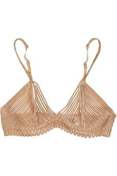 La Perla. Such a cute bralette! Would look stunning with a high waisted long pleated maxi skirt