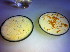 Pisket smør (brunet og hvidløg)