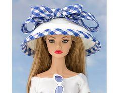 Chapeau pour Barbie et Poppy Parker