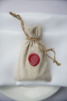 ideas for using wax seals - pretty detail