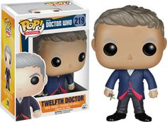 12th Doctor - Dr Who - POP! Television Vinyl Figure