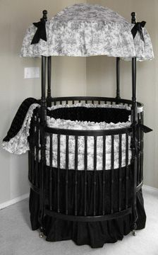 Find This Pin And More On Kaydence By Mrsyourmom. Olivier Round Crib ...