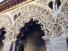 Zaragoza - Palacio de la Aljafería, siglo XI
