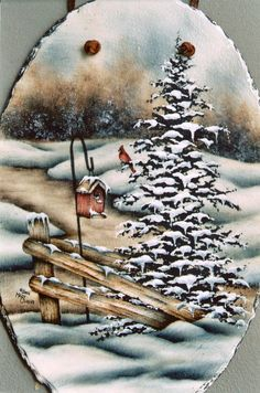 Pattern Packets - Snowy Trails (Mary Owens)