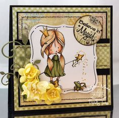 Melissa Made: Believe in Magic at Tiddly Inks!
