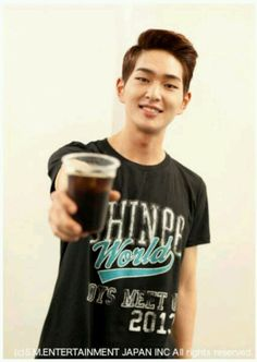 Onew I want him, I want that shirt, I want him in that shirt