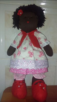 Lindaaa. Amo minhas bonecas..