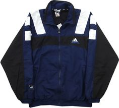 Image of Vintage Adidas Corporate Logo Line Tracksuit Size Large