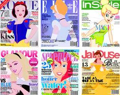 Princess magazines