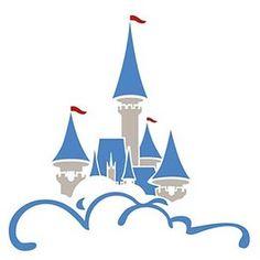 Disney Castle Logo Clipart - Clipart Kid