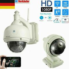 AHD 1080P 5X ZOOM Außen PTZ Speed Dome Outdoor Überwachungskamera IR Cam DVR DHL