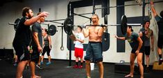 Mental Training for CrossFit: Focusing on Improvement