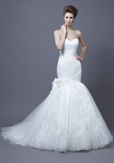 My wedding dress top