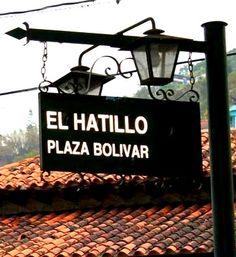 MIRANDA, Municipio El Hatillo. Pueblo de El Hatillo, Miranda, Venezuela