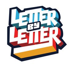 Permalink    Chris Gardner, who drew our beautiful Drawn logo, shows some sketches and preliminary work for a logo he drew for a new iOS word game called Letter by Letter that launches today.