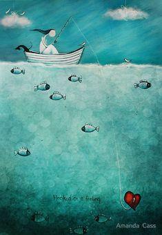 Kai Fine Art: Amanda Cass...