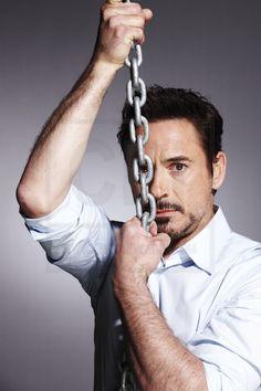 Actor - Robert Downey Jr.