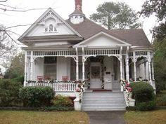 Lovely White Cottage