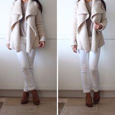 Drape cardigan - will wear it as a light jacket