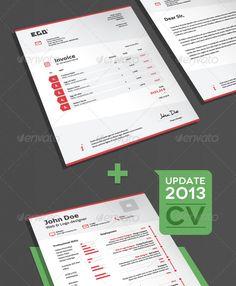 Invoice, CV