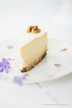 Möhren-Cheesecake- nicht nur was für Ostertage