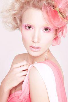 #makeup #pink