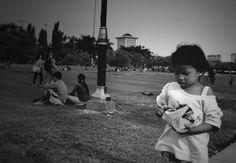 Child at Monas