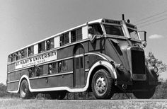 Just a Car Guy: A variety of busses from Fifties50s.blogspot.com