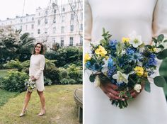 Modern London Elopement in Notting Hill – Mia & Albert | Miss Gen Photography - London & Destination Wedding Photographer