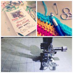 marysza, month, photos, summary, book,spring, puppy, germanshepherd, mountains, crochet, art, journal, sewing,