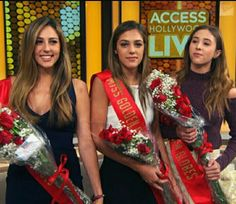 Sylvester Stallone's Daughters Named Miss Golden Globe Get To Know Sophia, Sistine & Scarlet Sylvester Stallone Daughters, Golden Globes, Sari, Scarlet, Fashion, Hipster Stuff, Saree, Moda, Fashion Styles