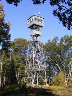 Craney Hill tower, Henniker NH