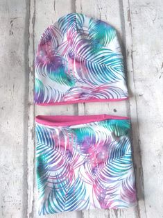 Čepice a nákrčník / Zboží prodejce My rainbow Tie Dye, Women, Women's, Tye Dye, Woman