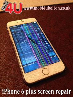 Mobi4U is the right place to go if you are looking for iPhone 6 plus screen repair. Here you will not only save money but also get your phone back within a short period of time. With a wide experience in this field, you can trust us for the best service at a very affordable cost that will satisfy your need exceptionally. https://www.mobi4ubolton.co.uk/iphone6-plus-screen-repair/