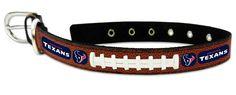 Houston Texans Dog Collar - Size Large