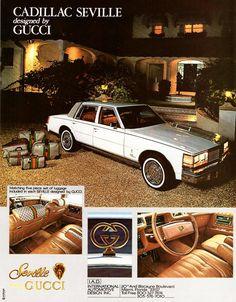 1979 Cadillac Seville Gucci Edition