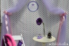 Princess party photo booth