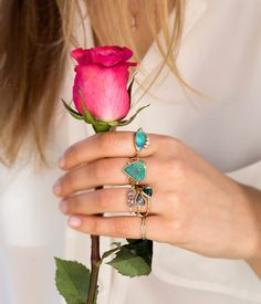Elongated Australian Opal Diamond Triplet. - Audry Rose