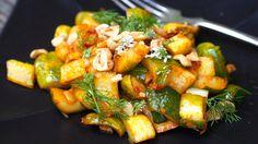 Avomaankurkkulisuke: Avomaankurkku sopii lämpimiin ruokiin. Tässä lisukkeessa se on makua tulisesta chilistä.
