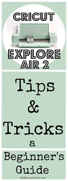 Cricut Explore Air 2 Tips and Tricks: A Guide for Beginners - . - Cricut Explore Air 2 Tips and Tricks: A Guide for Beginners – - Cricut Explore Air, Cricut Explore Projects, Cricut Vinyl Projects, Cricut Ideas, Cricut Tutorials, Disney Insider, Tips And Tricks, Magic Tricks, Brother Scan And Cut
